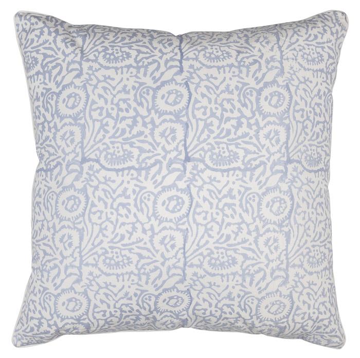 chamois cushion cover carnation lavender blue. Black Bedroom Furniture Sets. Home Design Ideas
